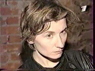 Ночные Снайперы в передаче «До 16 и старше». Репортаж с акции «Манифест поколения» в клубе Б2. Первый канал, 12 июня 2001 года.