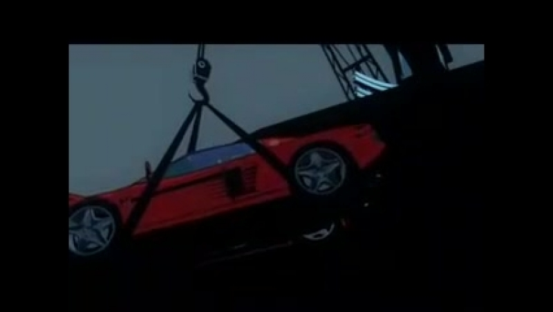 Kavinsky Testarossa Autodrive Official Video