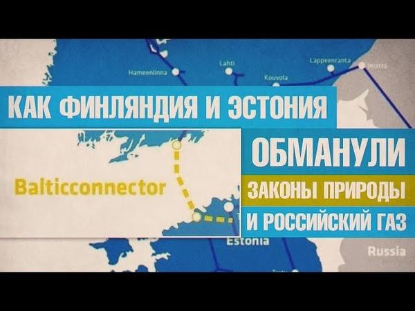 Как Финляндия и Эстония обманули законы природы и российский газ (Руслан Осташко)