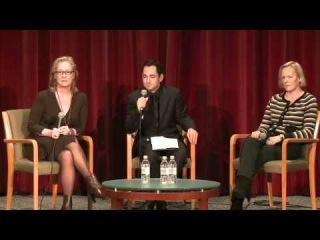 Scott Feinberg Interviews Meryl Streep & Phyllida Lloyd