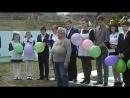 Во время митинга жительница села Семенова Любовь Павловна читала стихотворение М. Джалиля Варварство