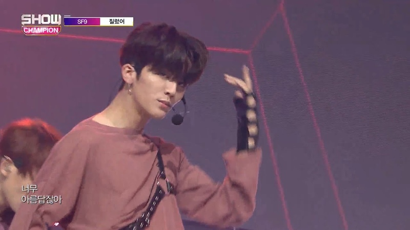 Show Champion EP.283 SF9 - Now or Never