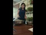Ирина Синева. Организация приготовления пищи