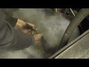 Закалка гибочного пуансона из углеродистой стали У10А