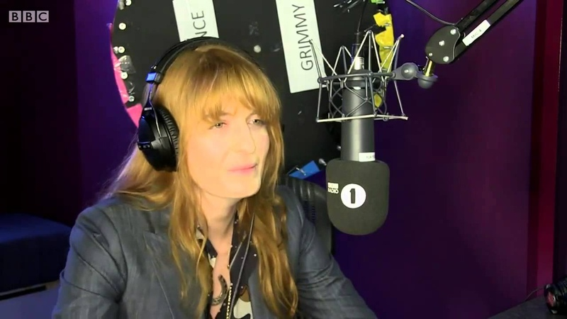 BBC Radio 1   Valentine's Day messages with Florence Welch