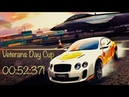 Asphalt 8 1080p 60fps Veterans Day Bentley Continental San Diego 00 52 371