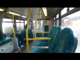 DAF DB250 ALX 400 Arriva, Brother films my skilled high speed driving