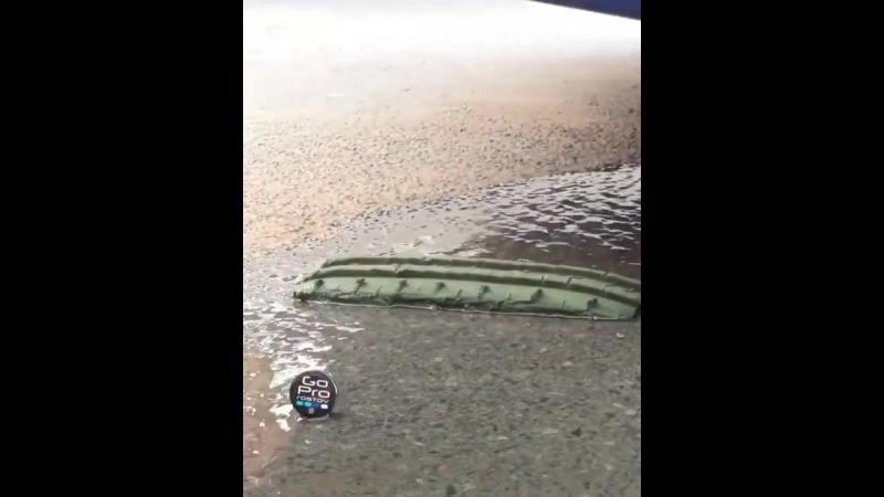 Губка под воздействием давления (VIDEO ВАРЕНЬЕ)