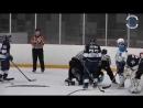 Драка в женском хоккее