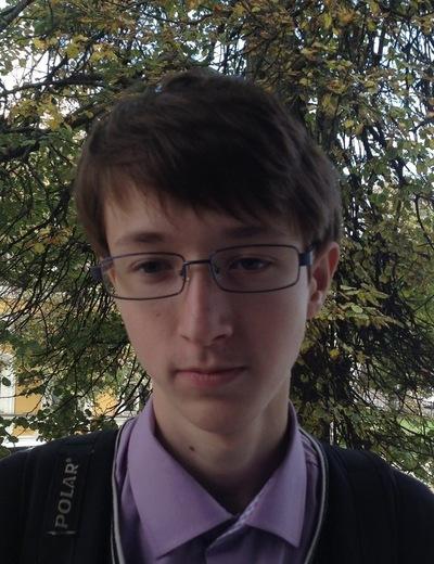 Иван Габов, 29 мая 1997, Владимир, id209650490