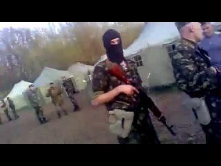 Ч-1.Бунт в украинской армии, против киевской хунты [23/04/2014]