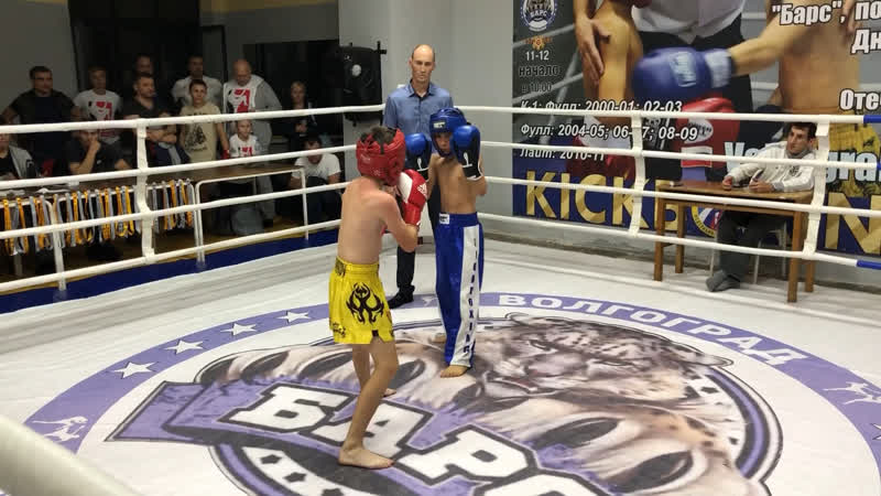 21 10 18г БОКС🔴Плотников Роман Барс vs 🔵Саян Рустам Гладиатор