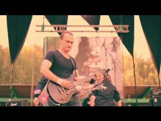BERGERA Обская Волна 2017 Рассвет Официальный Клип