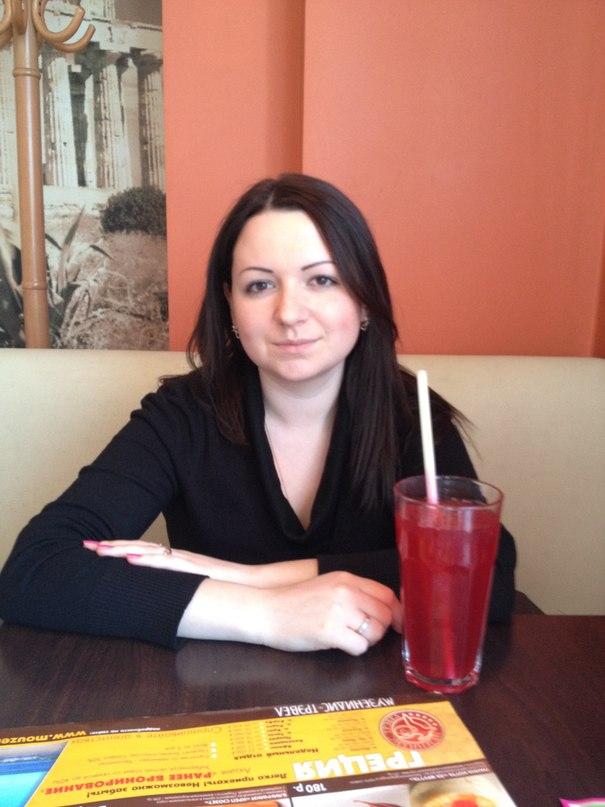 Дарья Сычева | Москва