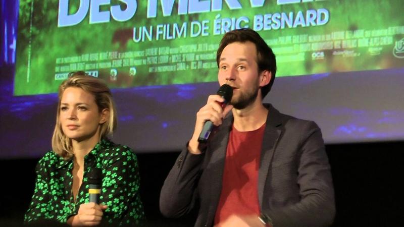 Virginie Efira et Benjamin Lavernhe : leurs études et leur parcours pour devenir acteurs
