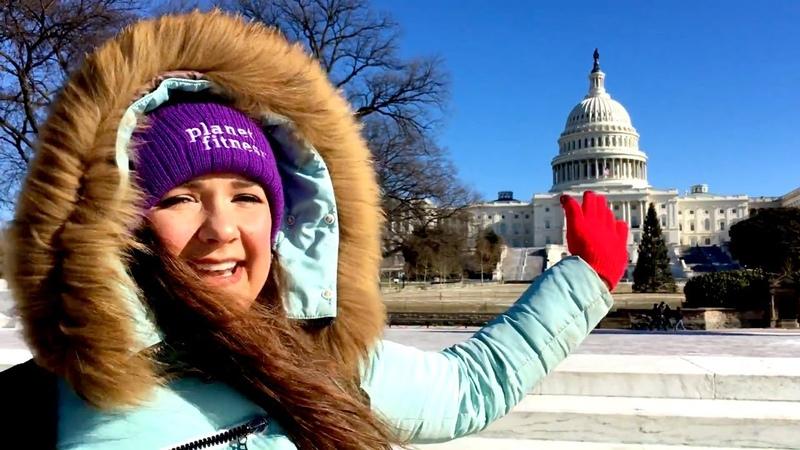 Нумизматическое путешествие в США. Вашингтон.