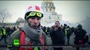 Medics on high alert 80 thousand people participated in Yellow Vest protests across France