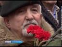 В честь 30-летия вывода советских войск из Афганистана по Калининграду прошла торжественная колонна