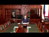 «Я подал президенту прошение об отставке, потому что работать дальше с таким тяжелейшим грузом ну нельзя».