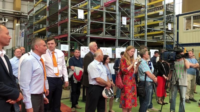 На Кировском заводе запущен цех по производству бурового оборудования