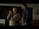 Клан Сопрано S04E10 06 Поли и Сил ждут телевизоры Крисси гопстопнули на машину