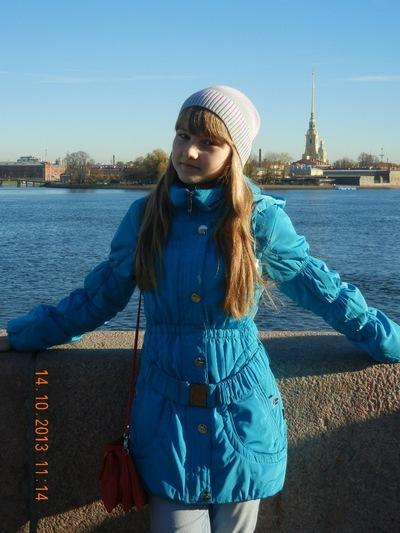 Юлия Сафонова, 2 сентября , Тамбов, id185583617