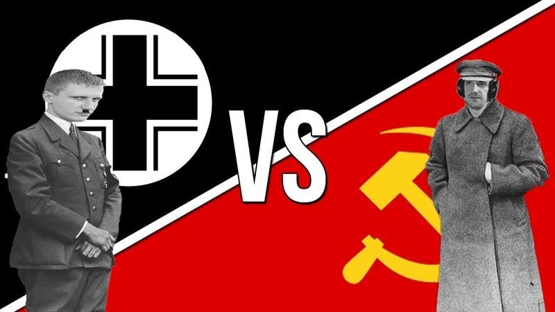 Рейх VS СССР. Хиххс VS Артём. Сетевая ХОИИИИ (стрим) 2