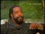 Barry White Interview from 1991