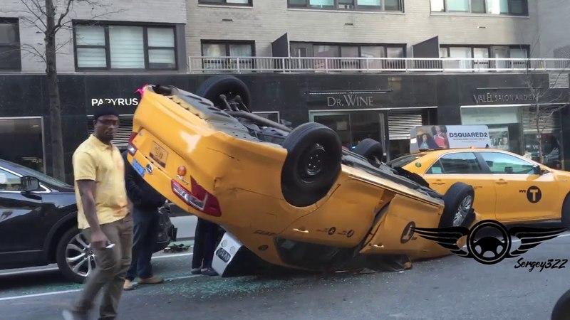 Идиоты за рулем Такси Как таких берут на работу
