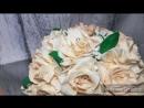 Свадебный букет невесты, букет-дублер