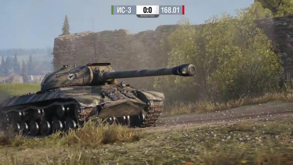 World of Tanks - ИС-3 с МЗ против ВСЕХ - Танкомахач 97