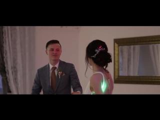 Нежный свадебный танец / Яна и Рамазан / Ed Sheeran - Thinking Out Loud