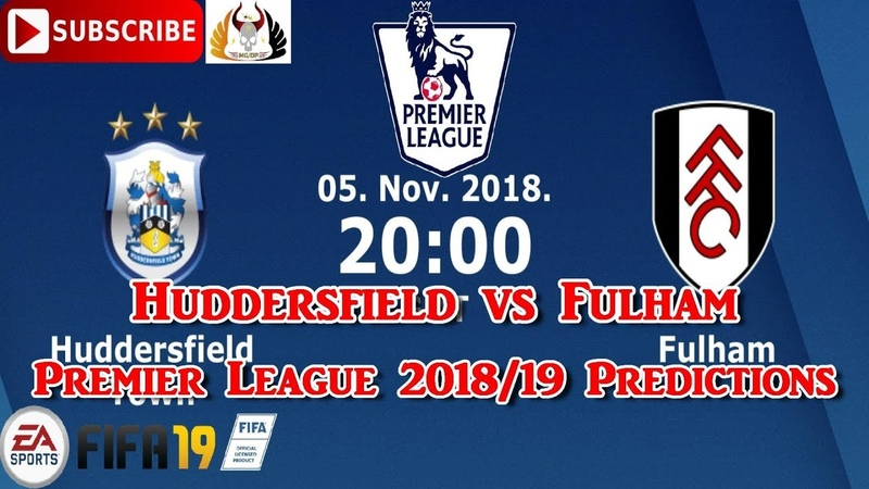Huddersfield Town vs Fulham | Premier League 2018/19 | Predictions FIFA 19