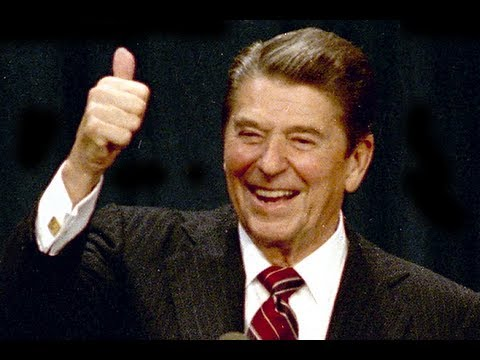 Caller: Reagan Exponentially Increased Revenue