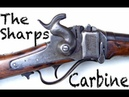 Weapons of the Civil War Cavalry The Sharps Carbine