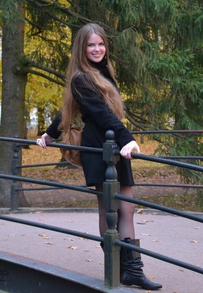 Ксения Смирнова, 7 ноября 1991, Санкт-Петербург, id9294882