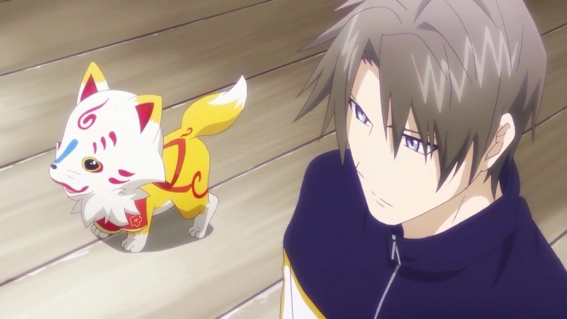 Touken Ranbu: Hanamaru 2 сезон 11 серия / Танец мечей: Цветочный круг 2 сезон 11 серия