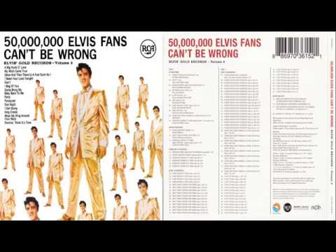 ELVIS PRESLEY - 50 000 000 ELVIS FANS CANT BE WRONG VOL 2 CD 2
