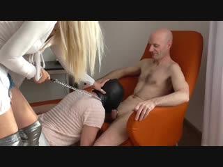 Порно пара и раб
