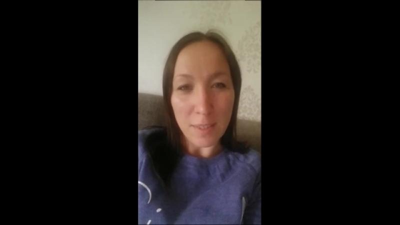 Elena Bott из Германии видеоотзыв о Новой Жизни