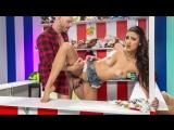 Eliza Ibarra HD 1080, Brunette, Latina, Natural Tits, porn 2018