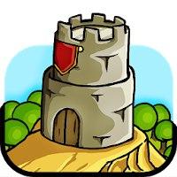 Установить  Grow Castle [Мод: много денег]