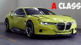 Машины из Asphalt 8 в реальной жизни A Class Cars from Asphalt 8 in real life