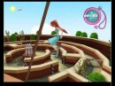 Winx Club (PS2) - glitching in mini-games