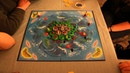 настольная игра Атлантида Escape From Atlantis Boardgame Timelapse