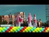 Сабантуй в Архангельске  Татарский национальный танец