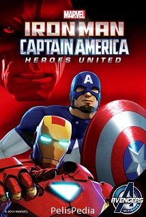 Iron Man and Captain America: Heroes United (2014) - Subtitulada
