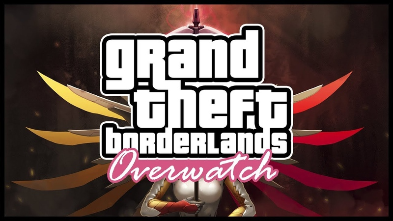 Как Overwatch украл идеи Borderlands - 13 пасхальных улик!