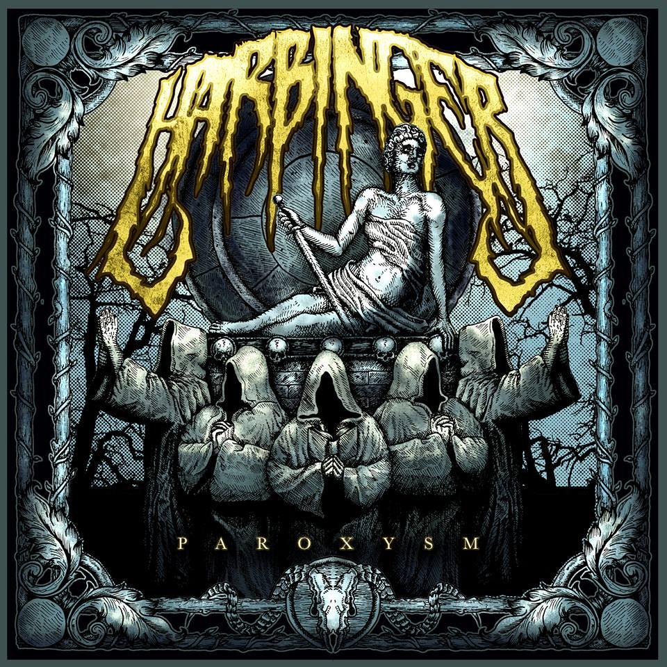 Harbinger - Paroxysm [EP] (2016)