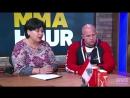Федор Емельяненко в программе The MMA Hour (720p)